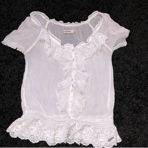 abercrombie kids Shirts & Tops - Blouse from A&F KIDS